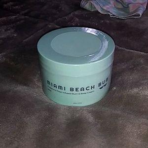 New! Miami Beach Bum cream